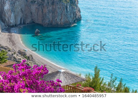 Mooie wild strand eiland Griekenland natuurlijke Stockfoto © taviphoto