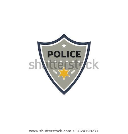 şerif · adam · örnek · kostüm - stok fotoğraf © colematt