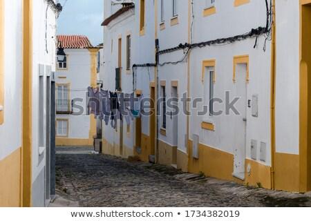 Evora quartier, Portugal. Stock photo © inaquim