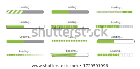 Upgrade Loading Bar Concept Stock photo © ivelin