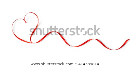 red tape in form of heart  Stock photo © pressmaster