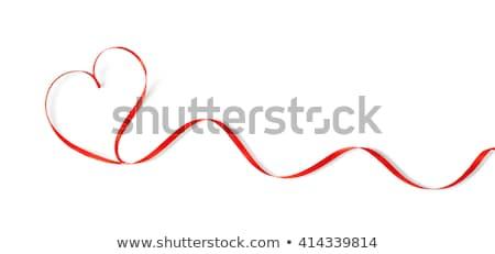 Burocrazia forma cuore abstract sfondo carta Foto d'archivio © pressmaster