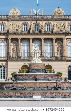 herrenchiemsee bavaria germany stock photo © magann