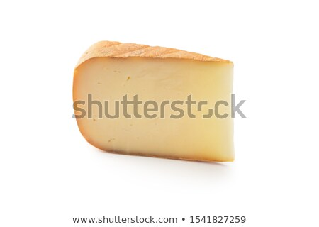 A wedge of cheese stock photo © crisp