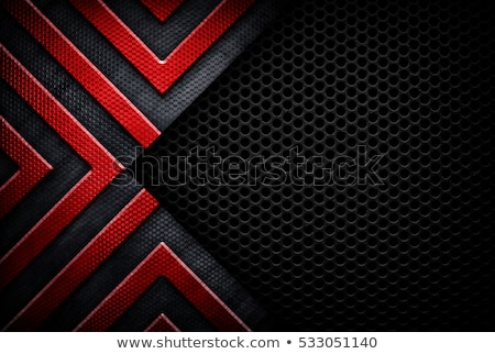 Textura metal prato parede indústria industrial Foto stock © zeffss