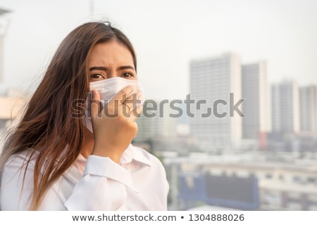 heavy pollution stock photo © smithore