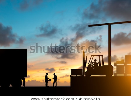 People working in the service sector Stock photo © photography33
