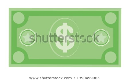 a fake dollar  Stock photo © OleksandrO