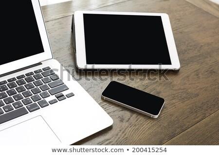 ícone · botão · wi-fi · conexão · teia · móvel - foto stock © fenton