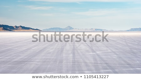 Bonneville Salt Flats Stock photo © pancaketom