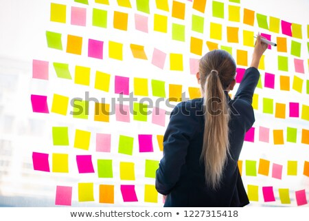 secretary multitasking stock photo © photography33