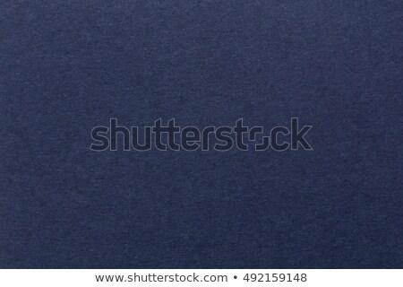 Fiber Paper Texture - Midnight Blue Stock photo © eldadcarin