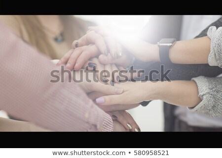 Hand extended to greet Stock photo © serendipitymemories