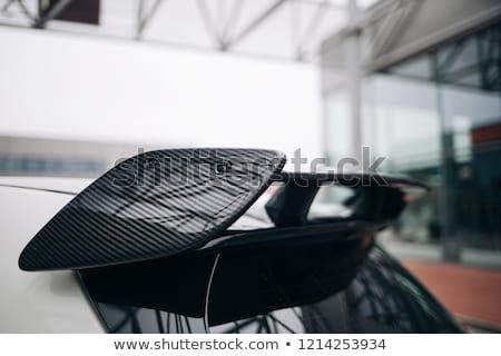 carbon fiber trunk Stock photo © ArenaCreative