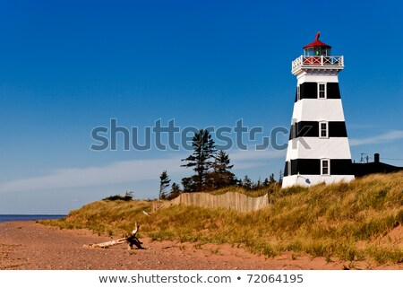 Eastern Canadian Lighthouse Stock photo © RAM
