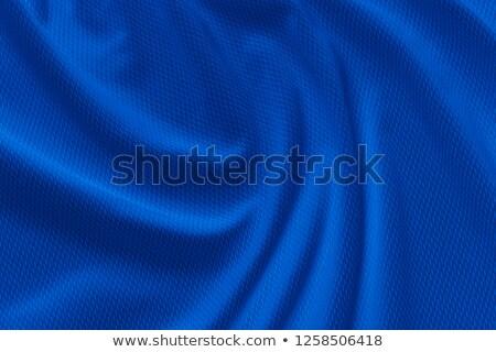 close up of silk textured cloth Stock photo © mycola