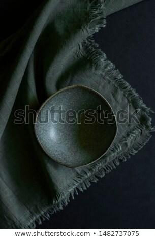 Pottery Bowl Dry stock photo © Camel2000
