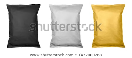 Snack package.Packing for the isolation of the product  Stock photo © fpi107