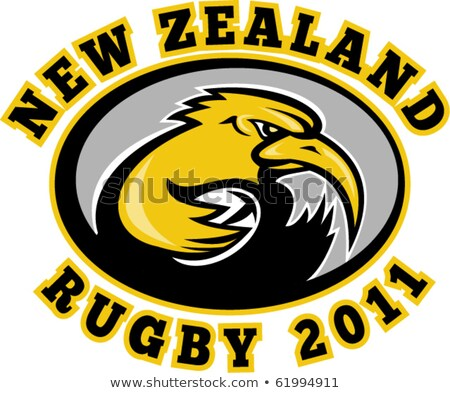 Neozelandese · 2011 · calcio · rugby - foto d'archivio © patrimonio