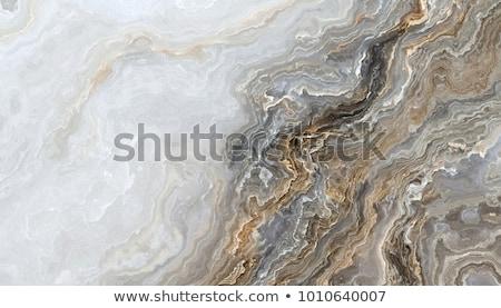 hermosa · aislado · blanco · textura · cara - foto stock © jonnysek