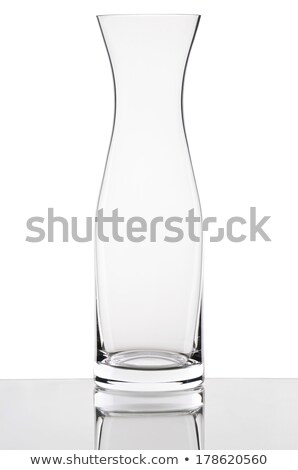 old empty decanter Stock photo © Mikko