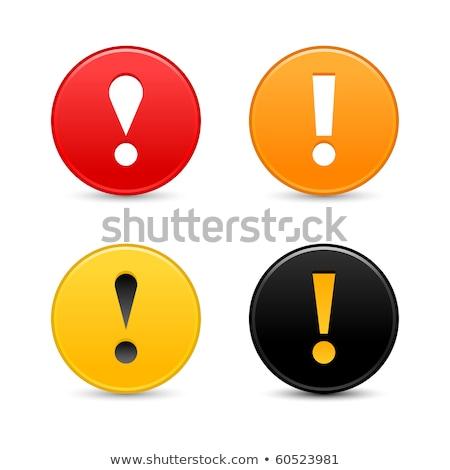 Construcción herramientas naranja vector botón icono Foto stock © rizwanali3d