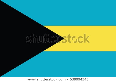 flag of Commonwealth of The Bahamas Stock photo © Istanbul2009