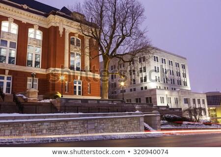 Stok fotoğraf: Mahkeme · Missouri · şehir · ABD · Bina