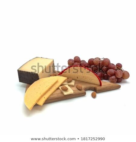 Birkaç peynir büfe iş gıda Stok fotoğraf © ddvs71
