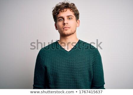 Angry casual man looking at camera  Stock photo © wavebreak_media