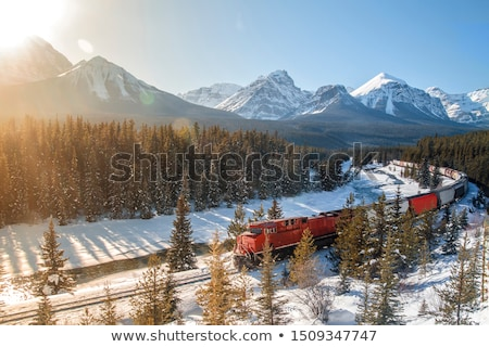 vektor · karácsony · házhozszállítás · teher · teherautó · eps8 - stock fotó © get4net