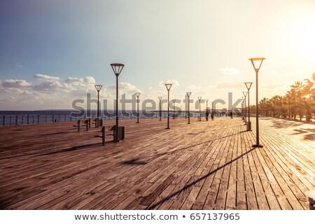mesire · gökyüzü · doğa · manzara · okyanus - stok fotoğraf © kirill_m