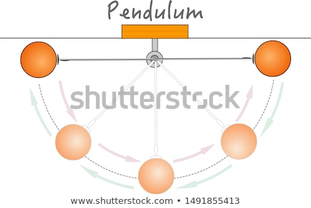 Stock photo: Pendulum