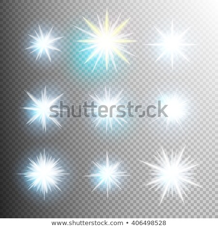 Transparent effets eps 10 facile Photo stock © beholdereye