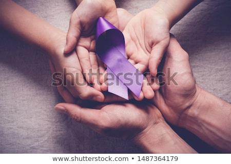 kanker · groei · ziek · ziekte · ziekte · onbekwaamheid - stockfoto © lightsource