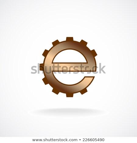 Dişli dizayn 10 iş Internet teknoloji Stok fotoğraf © sdCrea
