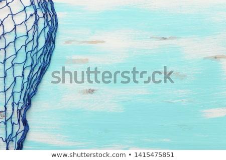 魚網 ファッション 赤 産業 女性 ランジェリー ストックフォト © All32