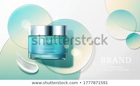 Moisturizing Cream cosmetic ads Stock photo © frimufilms