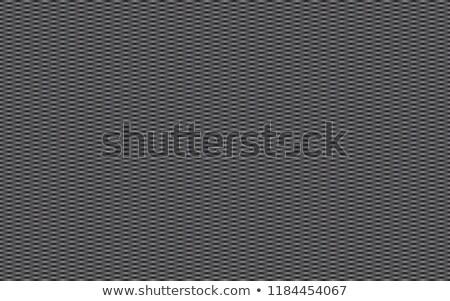 Abstract donkergrijs koolstof metalen vector technologie Stockfoto © kurkalukas