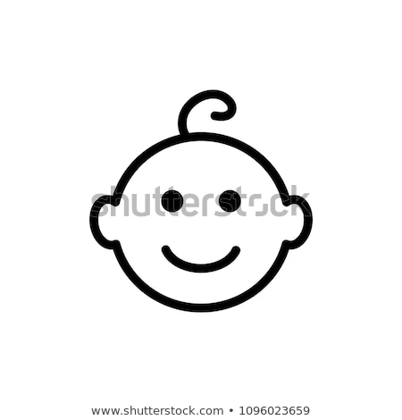 baby faces, vector Stock photo © beaubelle