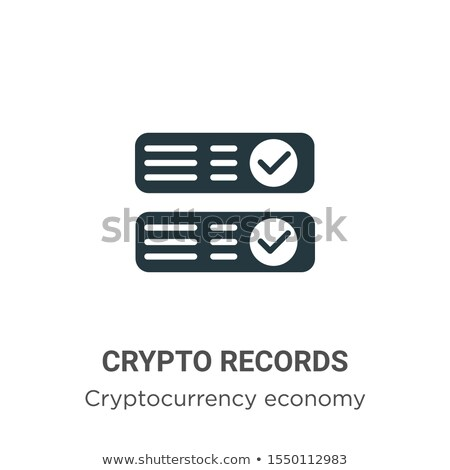 Ethereum Links Flat Icon with Collection Stock photo © ahasoft