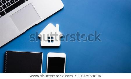 Commercial Offer on Keyboard Key Concept. Stock photo © tashatuvango