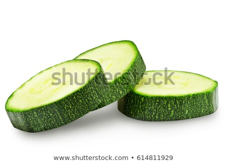 fresh zucchini slice Stock photo © M-studio