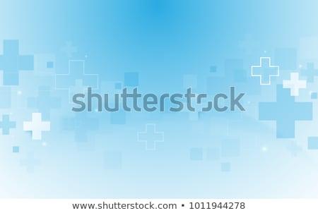 vacinação · equipamento · seringa · garrafa · cuidar · pesquisa - foto stock © leo_edition