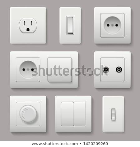 電気 スイッチ 実例 技術 芸術 エネルギー ストックフォト © get4net