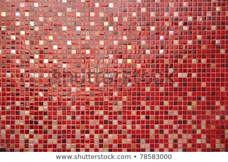ceramic glass colorful tiles mosaic composition Stock photo © lunamarina