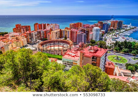 City Council building in Malaga Stock photo © benkrut