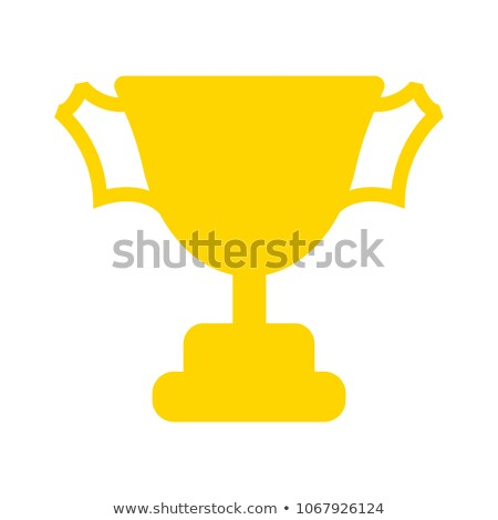 Prize of Champion Winner Award Vector Illustration Stock photo © robuart