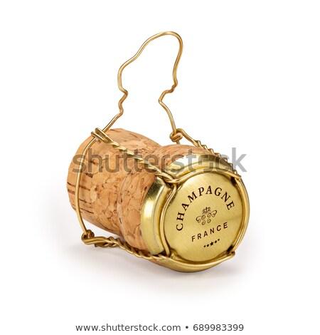 champagne cork Stock photo © FOKA