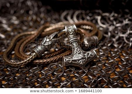 Norse Mythology Hammer Stock photo © Lightsource